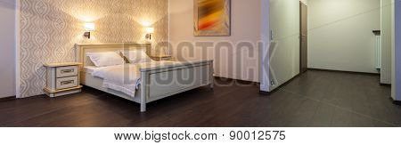 Stylish And Elegant Bedroom