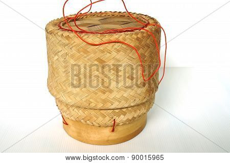 basket for rice stick