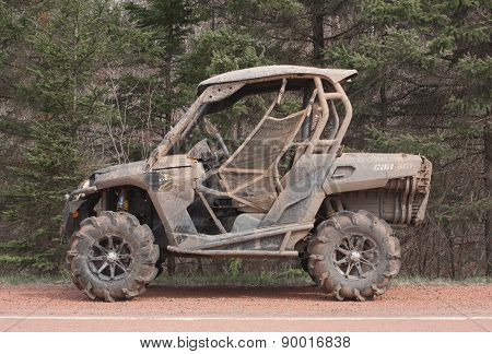 Can-am Commander Vehicle