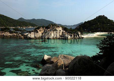Asia Thailand Ko Tao Island