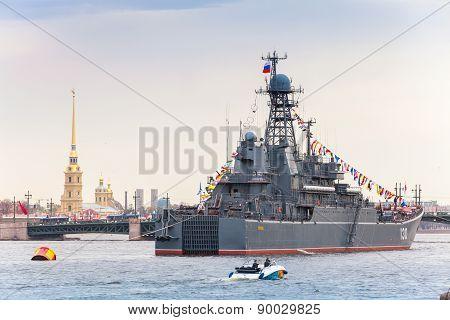 Ropucha-class Landing Ship, Project 775