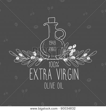 Olive Oil Dark Logo