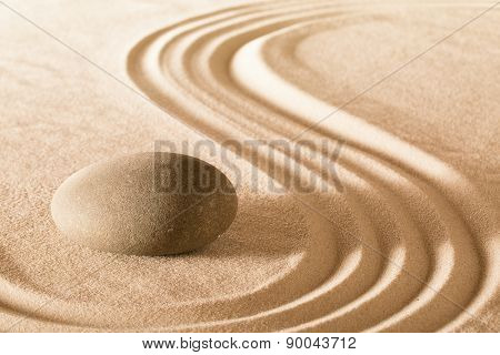spa wellness resort sand purity and serenity  background japanese zen garden concept for balance harmony relaxation meditation and concentration pattern