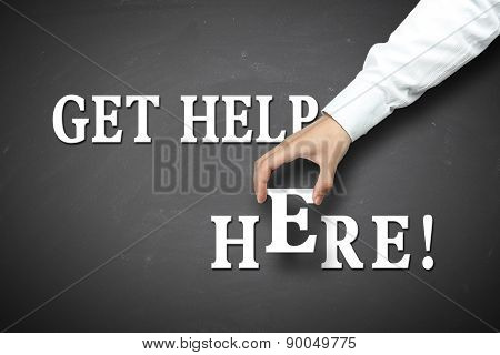 Get Help Here