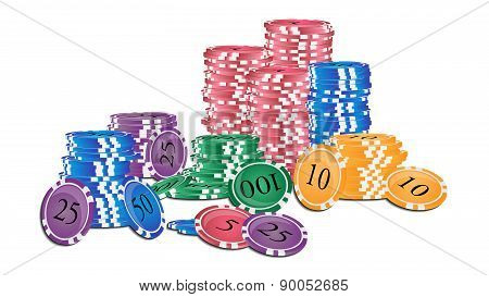 Stack Casino Chips 03