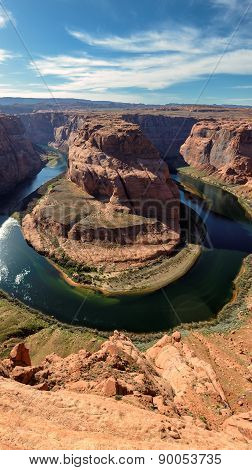 Horse Shoe Bend, Colorado river