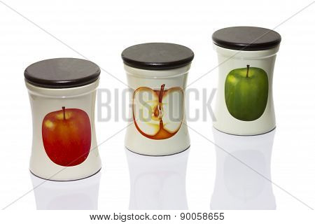 Jars For Bulk Porcelain
