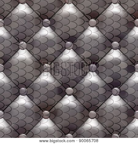 Leather Texture Background.