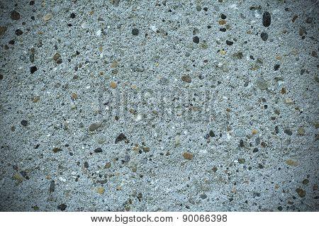Cement Concrete Moss Texture Background
