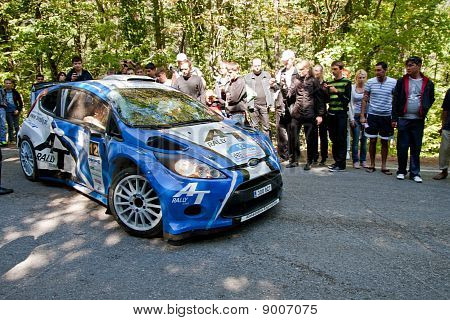Yalta Prime Rally 2010 In Ukraine