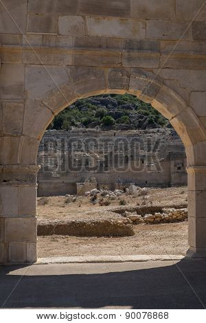 Patara Archaelogical Site