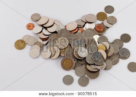 Thai Money coin