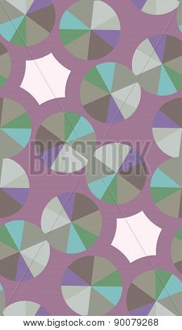 Compact Disc Pattern