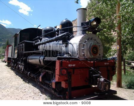 Shay Locomotive 2