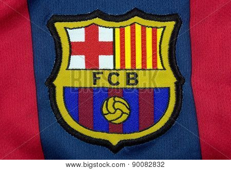 Fc Barcelona T-shirt Badge