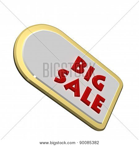 Big Sale Product Badge.