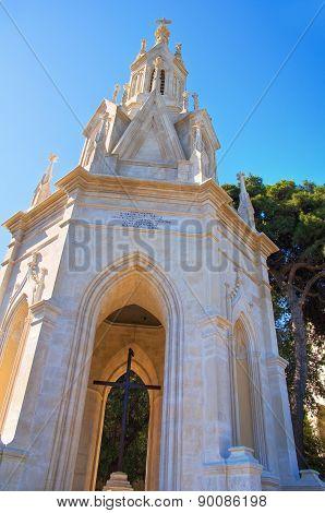 Calvary Church. Molfetta. Puglia. Italy.
