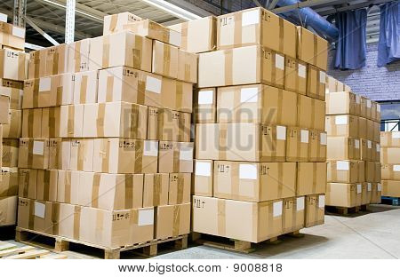 Production Store Warehouse