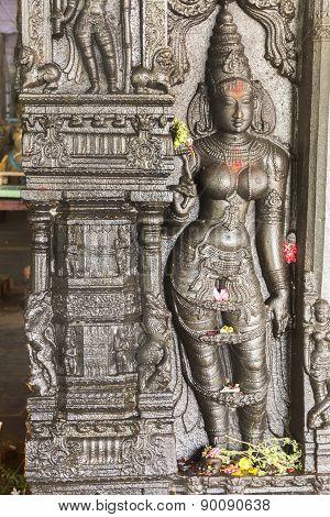 Seetha Devi, Consort Of Lord Rama.