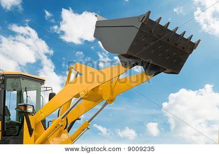 Risen Loader Shovel