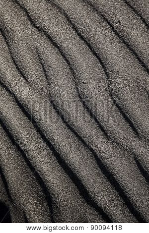 Spain Texture Abstract   Beach In Lanzarote