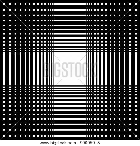 Abstract Grid, Mesh, Intersecting Lines Pattern, Background.