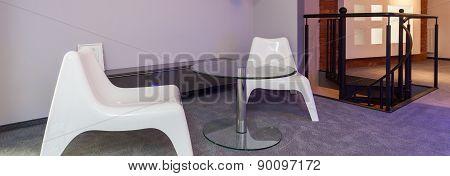 Modern Plastic Furniture