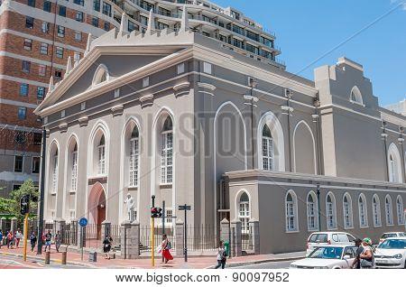 Groote Kerk (big Church) In Cape Town