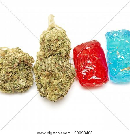 Weed Candy