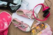 foto of outfits  - Outfit of girl teenager young girl  - JPG