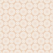stock photo of pale  - Seamless pattern with lace elements - JPG
