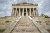 picture of bavaria  - An image of the Walhalla in Bavaria Germany - JPG