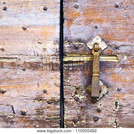 Closed Wood Lombardy Italy  Varese Azzate