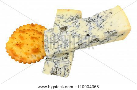 Gorgonzola Piccante Cheese Wedges