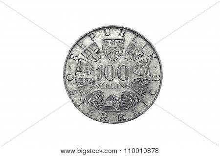 100 Austrian Schilling