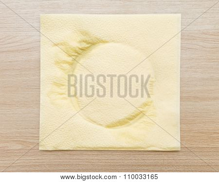 Dirty Napkin