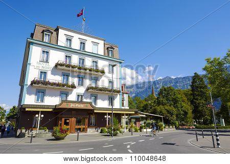 Interlaken, Hotel Du Nord