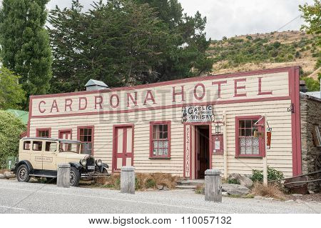Cardrona, South Island, New Zealand