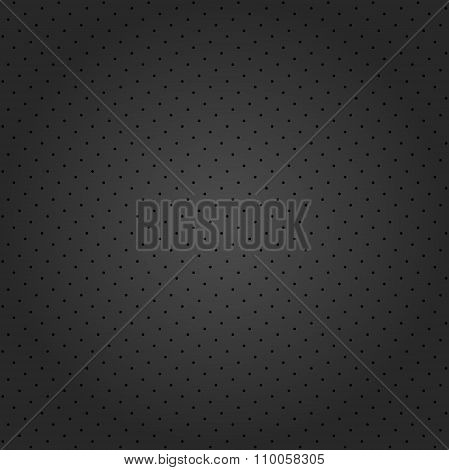 Seamless Modern Vector Dotted Pattern
