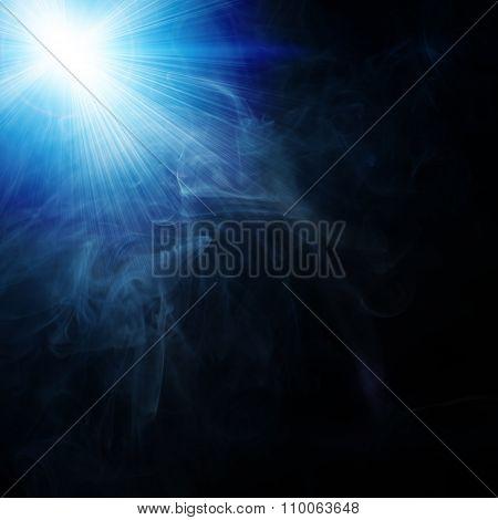 Illustration Of Spot Light