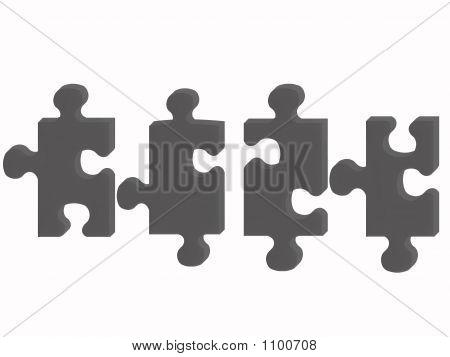 Puzzle Customized Piece