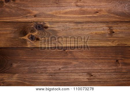 Background Made Of Wooden Slats