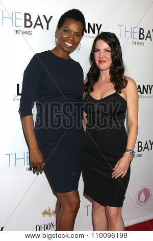 LOS ANGELES - NOV 30:  Vanessa Williams, Kira Reed Lorsch at the Screening Of LANY Entertainment's