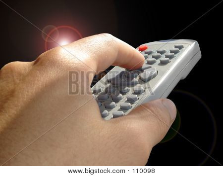 Remote Control Of Tv