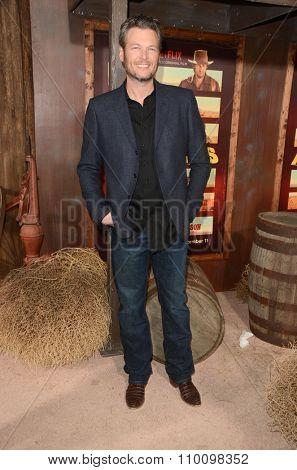 LOS ANGELES - NOV 30:  Blake Shelton at the