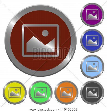 Color Image Buttons