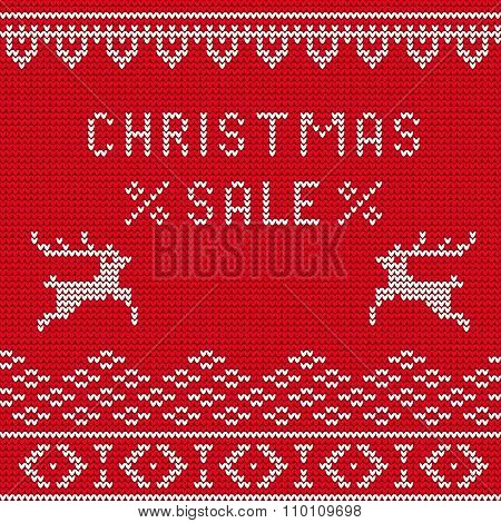 Christmas sale Knitted 1