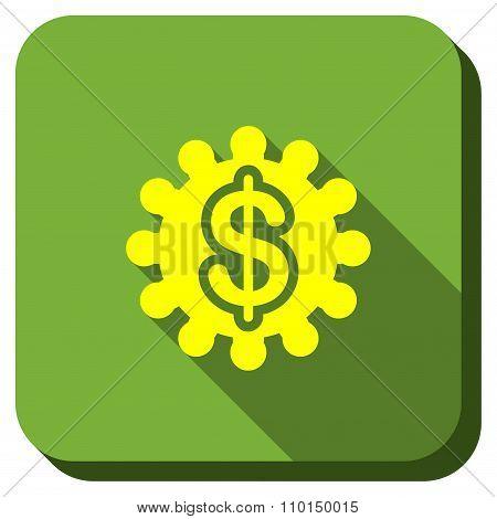 Bank Tools Longshadow Icon