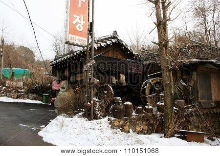 Hotei (Budai). South Korea. Cheongju