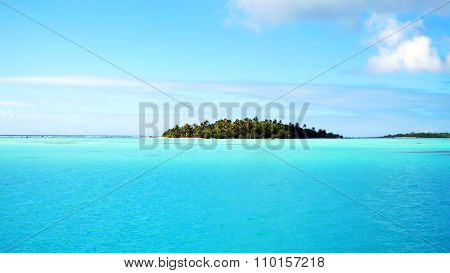 Idyllic Cook Islands